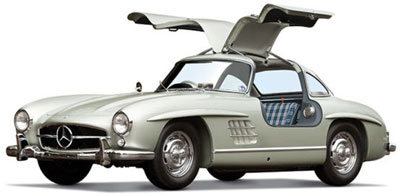 mercedes-gullwing